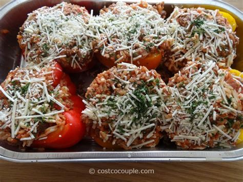 kirkland signature stuffed bell peppers