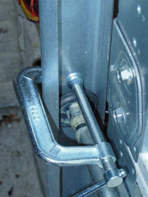how to lock garage door how to install garage door locks in 5 minutes 24 7 home