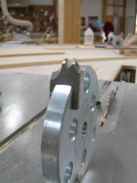 table saw moulding head wwa info exchange view topic shaper blades on table saw