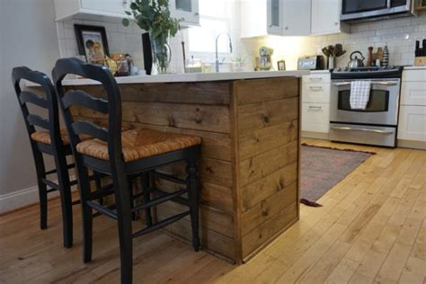 Awesome Diy Kitchen Islands From Ikea Items-shelterness