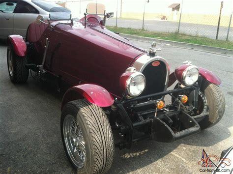 1969 volkswagen bugatti type 35 replica. 1929 BUGATTI T35 OTHER REPLICA 1986 BUILD NICE CUSTOM PAINT
