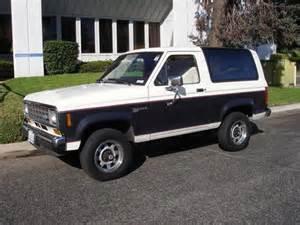 1987 Ford Bronco Ll
