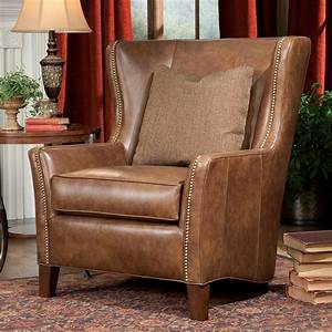 Accent, Chairs, And, Ottomans, Sb, Wingback, Chair, And, Ottoman, By, Smith, Brothers