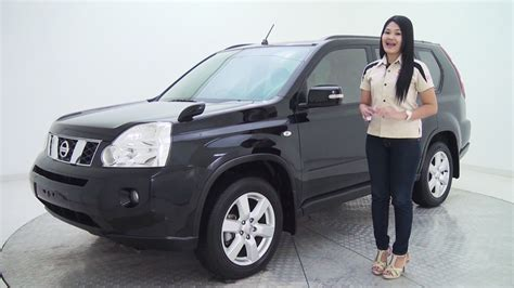 jual review mobil nissan x trail 2 5 st at hitam 2010 sold