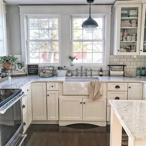 adorable kitchen tile ideas country kitchen ideas cottage evoking a warm 15