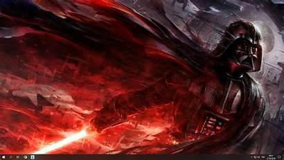 Vader Darth Wars Cool Wallpapers Engine Desktop