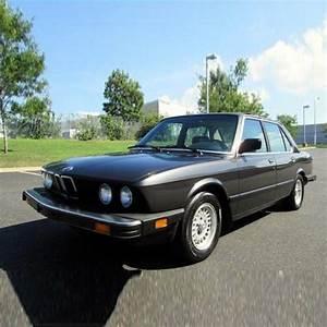 Bmw 528e  1982-1988