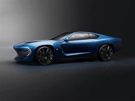 Car Design Concepts : Opel Manta Concept