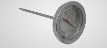sonde thermique cuisine thermomètre de cuisine thermometres et minuteurs de