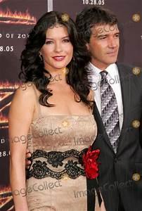 Photos And Pictures Catherine Zeta Jones And Antonio