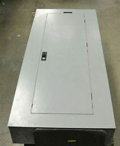 Ge 225 Amp Main Breaker Panelboard 208y  120 Vac 42 Circuit 3 Phase Aqf3422at For Sale Online