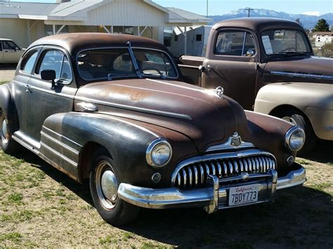 Used Buicks For Sale By Owner 1948 buick roadmaster antique car phelan ca 92371