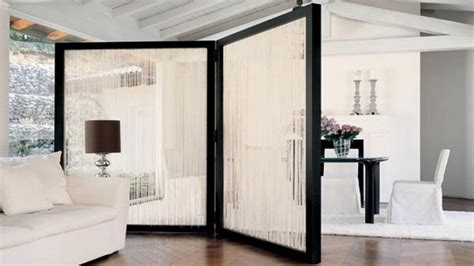 Studio Apartment Partitions, Fabric Room Dividers Screen
