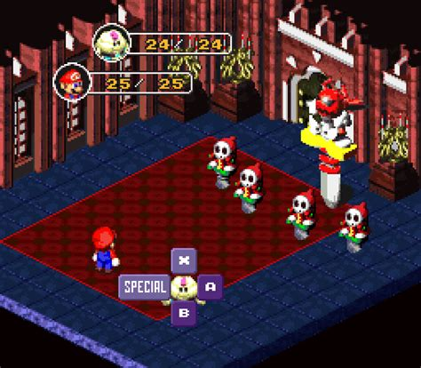 Turn To Channel 3 Snes Super Mario Rpg Is Full Of