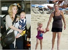 Married... with Children actress Christina Applegate and ...