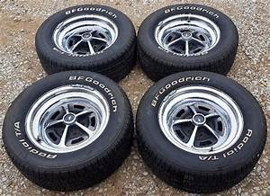 """15"""" Ford Mustang Magnum 500 Wheels with 235/60/R15 BF Goodrich Tires for sale in Mansfield, TX ..."""