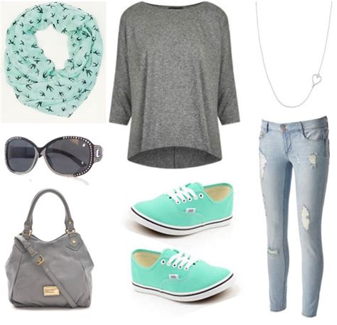 Super cute spring outfit for teens. #fashion #teen # ...