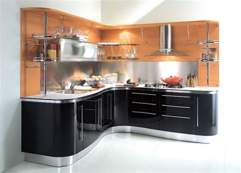 small modern kitchen design ideas modern kitchen cabinet designs for small spaces 8117