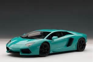 autoart lamborghini aventador lp700 4 turquoise blue 74667 in 1 18 scale mdiecast