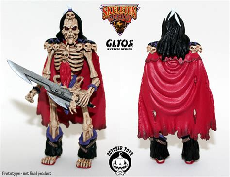 Skeleton Warriors Action Figures Return...on Kickstarter ...