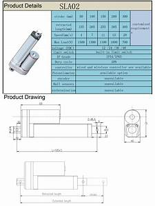 Linear Actuator Limit Switch Wiring Diagram