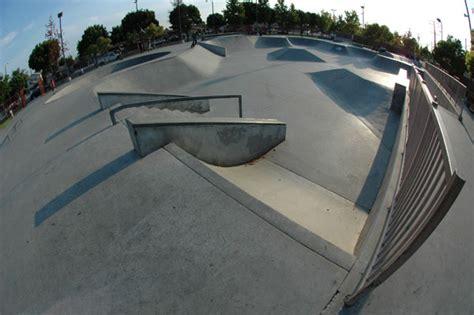 Bell Gardens Skatepark Los Angeles