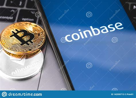 While developer interest in bitcoin and ethereum has declined, the number of monthly active developers building on polkadot increased by 44% in the 12 months ended in may, the report found. Bitcoin, Ethereum And Smartphone With Coinbase Logo On The Screen Editorial Stock Photo - Image ...