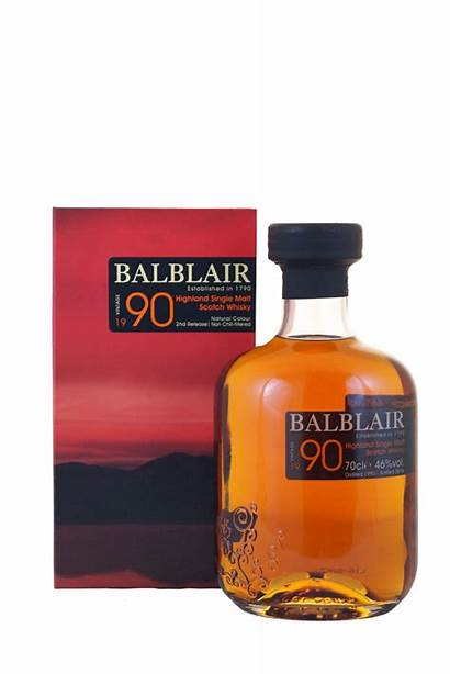 1990 Balblair 2nd Release Whisky