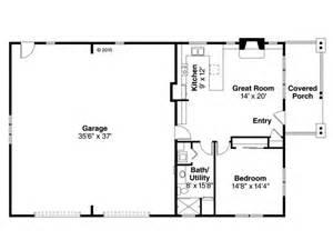 floor plans for garage apartments garage apartment plans 1 story garage apartment plan with 2 car garage 051g 0079 at www