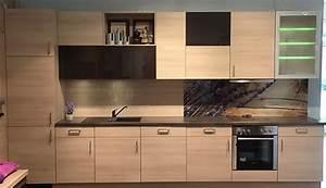 Preiswerte Küchen Mit Elektrogeräten : nolte musterk che nolte kleine gem tliche k chenzeile mit elektroger ten f r den privaten ~ Bigdaddyawards.com Haus und Dekorationen