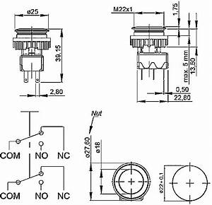 124169311120000 dp no nc momentary push button switch With push button switch to latching page 2