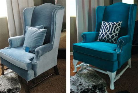 adventures in painting an upholstered chair yes painting