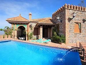 maison villa velez malaga alcazaba de beas avec piscine With location maison andalousie avec piscine