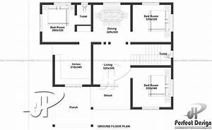 1000 SQ.FT MODERN SINGLE FLOOR HOME – Kerala Home Design