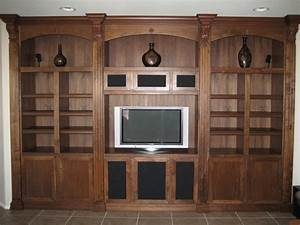 Custom Entertainment Centers Casual Cottage