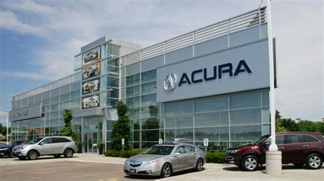 Acura Dealerships In Nj by West Side Acura Dealer Spotlight New Car Sell Canada