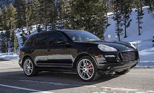 Rennlist Member Selling A Rare Manual Transmission Cayenne Gts
