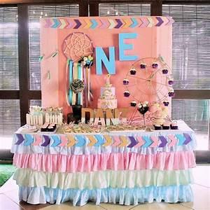 Kara39s Party Ideas Boho Chic Birthday Party Kara39s Party