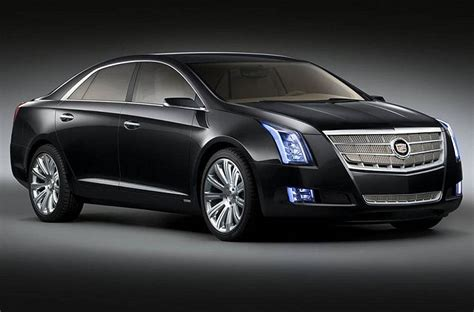 cadillac xts leaked design  cars reviews