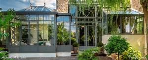 Verriere Atelier Exterieur : veranda verriere a l 39 ancienne ~ Melissatoandfro.com Idées de Décoration