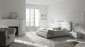 Richtige Farbe Für Schlafzimmer : minimalismus zu hause einladen ideen f r modernes schlafzimmer in wei ~ Markanthonyermac.com Haus und Dekorationen