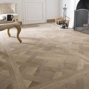 Carrelage En Forme De Parquet : r chauffez vous avec le carrelage aspect bois leroy merlin ~ Premium-room.com Idées de Décoration
