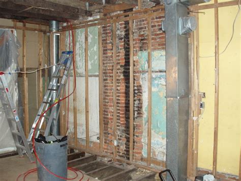 install wall stack duct tcworksorg