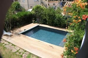 Prix Petite Piscine : construction piscine rectangle palavas les flots 34 ~ Premium-room.com Idées de Décoration