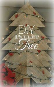 How to Make a Wood Pallet Snowman