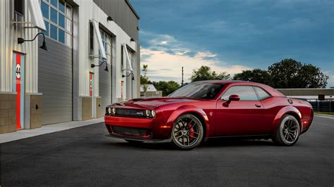 dodge challenger srt hellcat widebody wallpaper hd