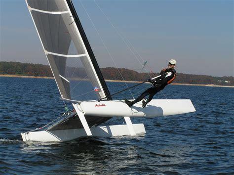 Catamaran Pictures by File Boyer Mk Iv A Class Catamaran Jpg Wikipedia