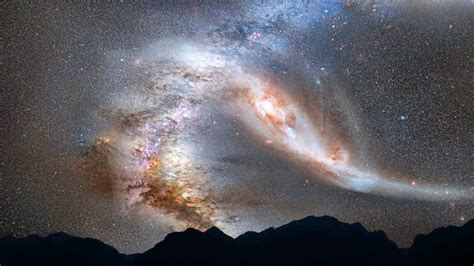Mikeliveira Space This How Our Night Sky Will Look