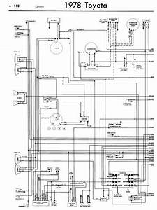 repair manuals toyota corona 1978 wiring diagrams With 1978 fairmont wiring diagram wire diagrams