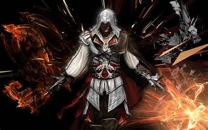 Creed Ii Assassin Wallpapers Assasins Assasin Ezio